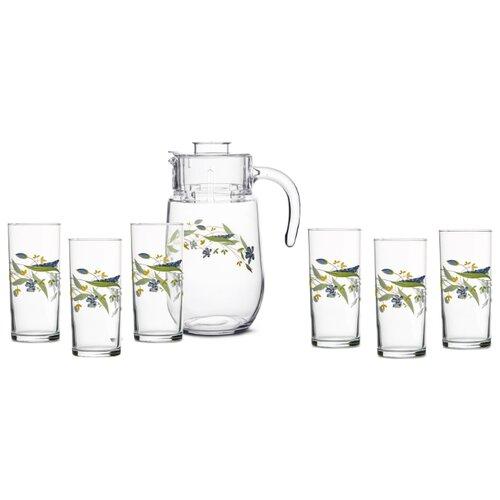 Набор Endura Cripper кувшин + стаканы 7 предметов