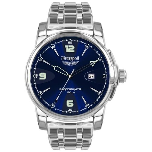 цена Наручные часы Нестеров H0984B02-75B онлайн в 2017 году