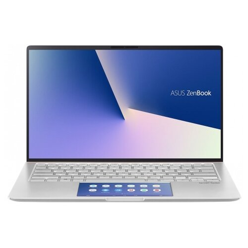 Фото - Ноутбук ASUS ZenBook 14 UX434FLC-A6426R (Intel Core i5 10210U 1600MHz/14/1920x1080/8GB/512GB SSD/DVD нет/NVIDIA GeForce MX250 2GB/Wi-Fi/Bluetooth/Windows 10 Pro) 90NB0MP8-M09030 icicle silver ноутбук asus zenbook ux333fn a3110t core i7 8565u 8gb ssd512gb nvidia geforce mx150 2gb 13 3 fhd 1920x1080 windows 10 silver wifi bt cam bag