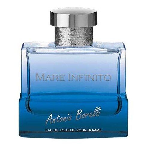 Туалетная вода Christine Lavoisier Parfums Antonio Borelli Mare Infinito, 100 мл туалетная вода christine lavoisier parfums diamond pleasure 60 мл