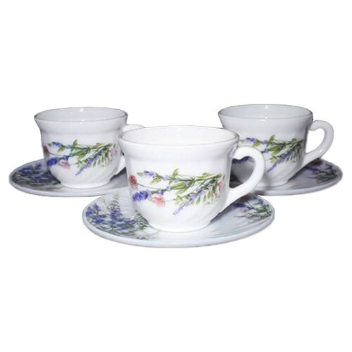 Чайный сервиз Huimeida ЛавандаСервизы<br>