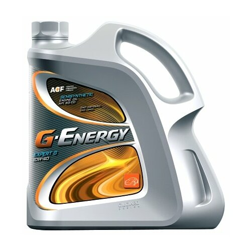 Полусинтетическое моторное масло G-Energy Expert G 10W-40, 5 л