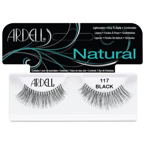 Купить Ardell накладные ресницы Natural Fashion Lash 117 black