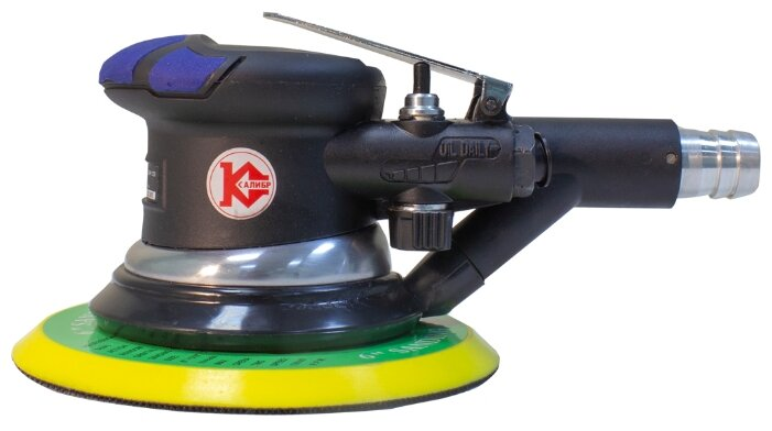 Эксцентриковая пневмошлифмашина КАЛИБР ПЭШМ-150
