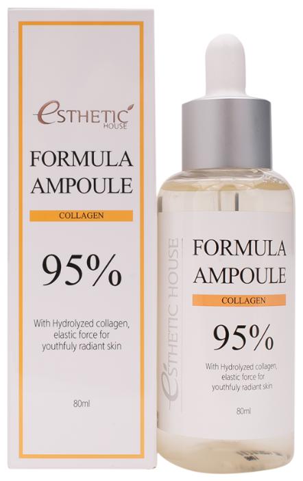 Сыворотка Esthetic House Formula Ampoule Collagen