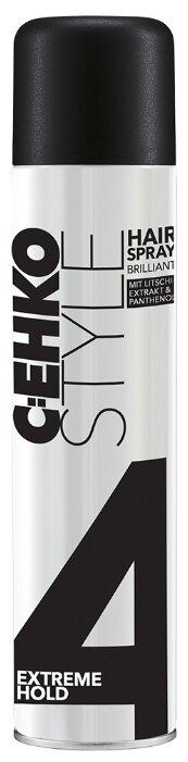 C:EHKO Лак для волос Brilliant,
