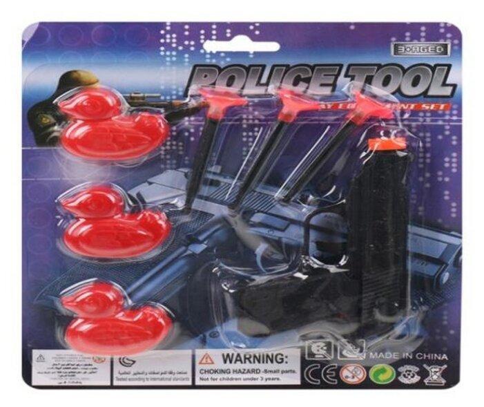 Игровой набор Наша игрушка Police Tool 45790