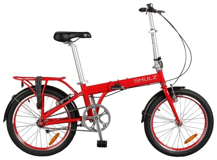 Велосипеды Складные Shulz Max (2018) Черный