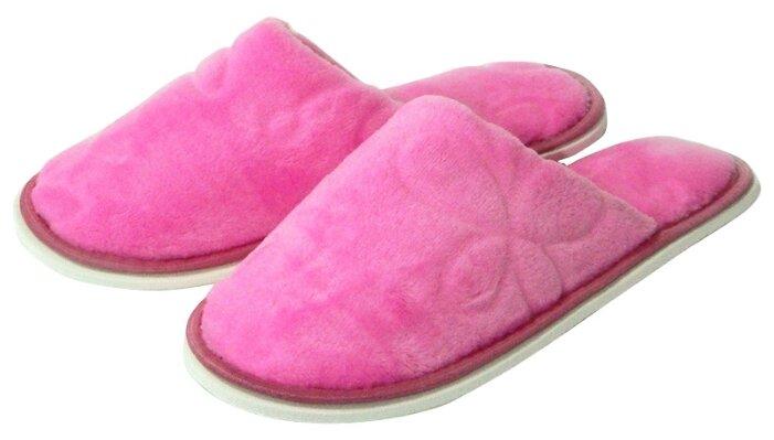 Тапочки ivshoes светло-розовый 36-37