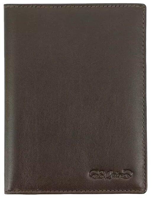 Обложка для паспорта S.Quire 5400-BR VT