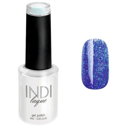 Гель-лак для ногтей Runail Professional INDI laque с мелкими блестками, 9 мл, 4241 по цене 175
