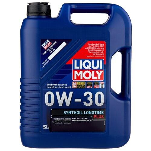 Синтетическое моторное масло LIQUI MOLY Synthoil Longtime Plus 0W-30 5 л