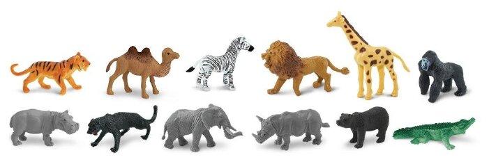 Фигурки Safari Ltd Дикие животные 695004
