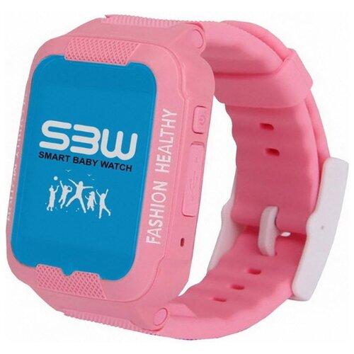 Купить Часы Smart Baby Watch SBW KID розовый