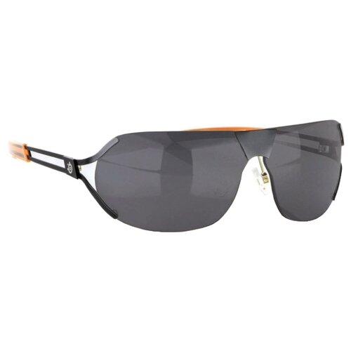 Очки солнцезащитные GUNNAR SteelSeries Desmo Onyx Orange, DES-05107