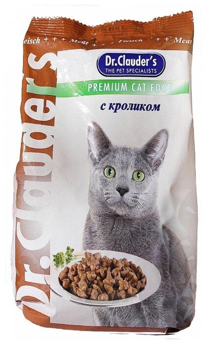 Dr. Clauder's Корм для кошек Dr. Clauder s Premium Cat Food с кроликом