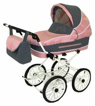 Коляска для новорожденных Little Trek Флоранс