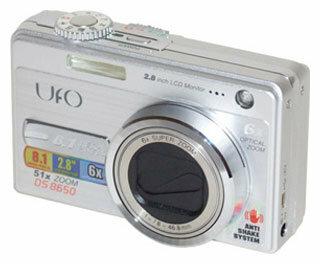 Фотоаппарат UFO DS 8650