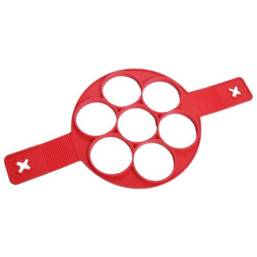Форма для оладьев Flippin Fantastic Мечта Хозяйки красный