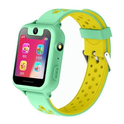 Часы Tiroki S6 зеленыйУмные часы и браслеты<br>