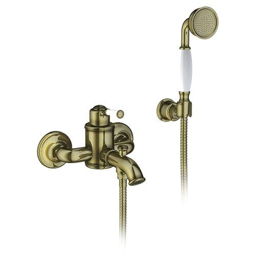 Душевой набор (гарнитур) Timo Arisa 5314/02Y Antique бронза душевой набор гарнитур argo 101