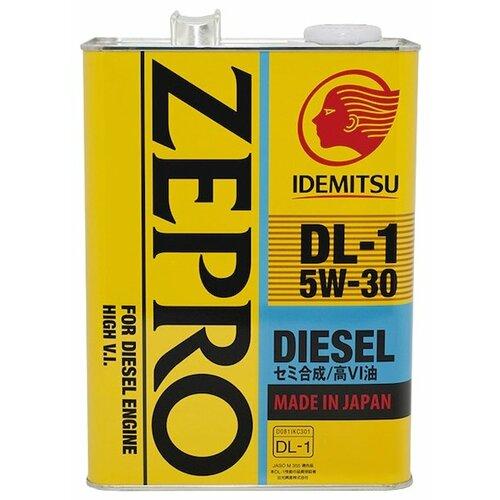 Моторное масло IDEMITSU Zepro Diesel 5W-30 4 л