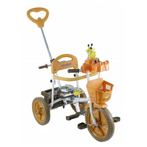 Трехколесный велосипед JAGUAR MS-0739 коричневый