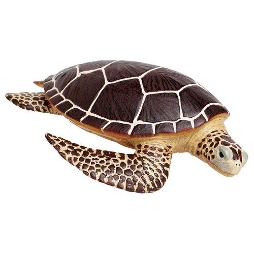 Фото - Фигурка Safari Ltd Морская черепаха 260429 фигурка safari ltd обыкновенный бегемот 270429