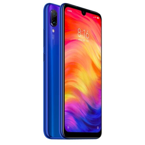 Смартфон Xiaomi Redmi Note 7 4/64GB синий