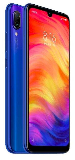 Стоит ли покупать Смартфон Xiaomi Redmi Note 7 4/64GB синий - 486 отзывов на Яндекс.Маркете