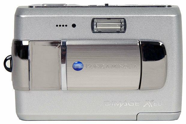 Фотоаппарат Konica Minolta DiMAGE X60