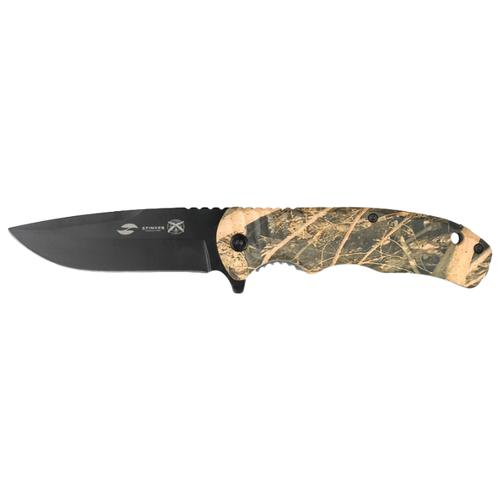 Нож складной STINGER FK-C052 камуфляж цена 2017