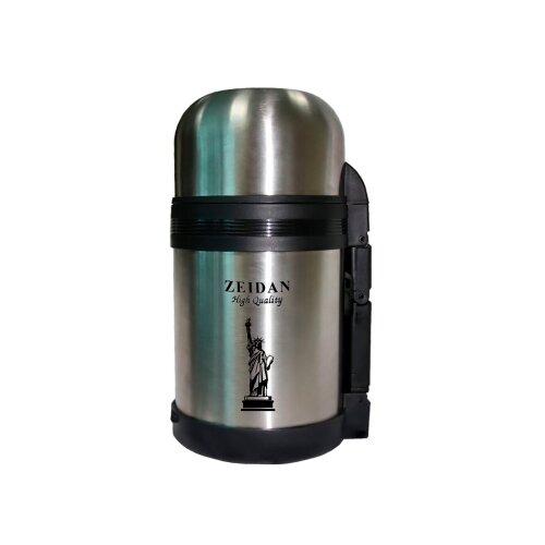 Классический термос Zeidan Z9029, 0.8 л серебристый