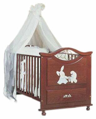 Кроватка HPA White Dreams