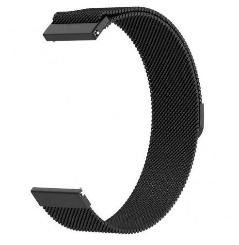 Ремешок для Samsung Galaxy Watch Milanses 42mm черный