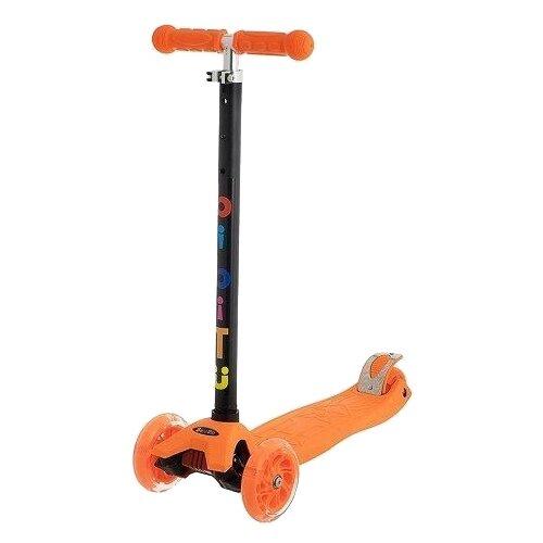 Кикборд BiBiTu CAVY оранжевыйСамокаты<br>
