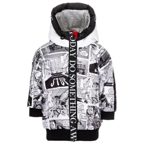 Купить Куртка Gulliver Baby размер 74, серый, Куртки и пуховики