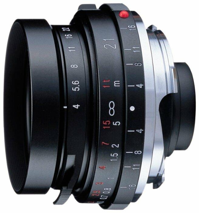 Объектив Voigtlaender 21mm f/4.0 Color Skopar Pancake II Leica M
