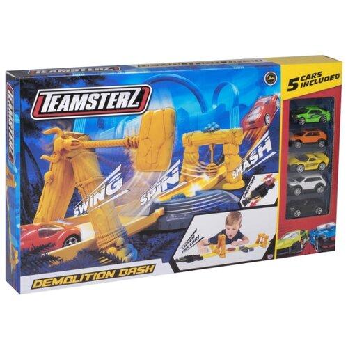Купить Трек Teamsterz Demolition Dash 1416646, Детские треки и авторалли
