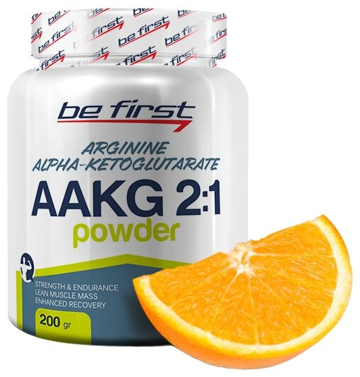 Предтренировочный комплекс Be First AAKG 2:1 Powder (200 г)