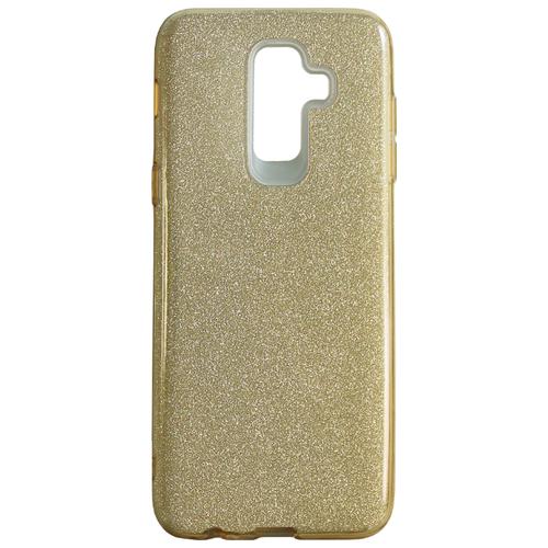 Купить Чехол Akami Shine для Samsung Galaxy J8 2018 золотой