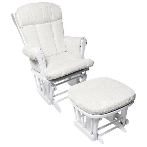 Кресло для мамы Nuovita Bertini белый bertini bertini 6 c 1016 20 cr