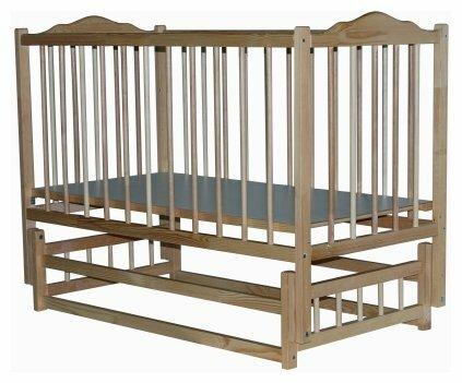 Кроватка Bambini Bambini Плюс (классическая)