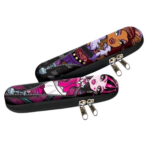Жевательный мармелад Конфитрейд Monster High в жестяном пенале ассорти 20 г карамель на палочке конфитрейд sweet bar микс вкусов 20 шт по 20 г