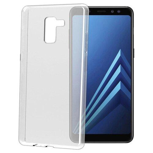 Чехол Gosso 168476 для Samsung Galaxy A8 Plus (2018) прозрачный чехол накладка для samsung galaxy s9 plus со стразами gosso cases