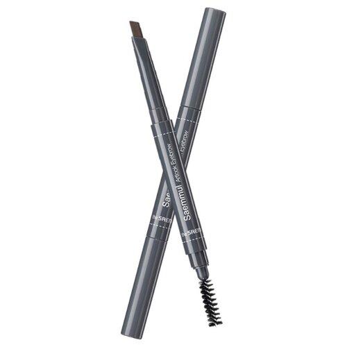 Купить The Saem карандаш Saemmul Artlook Eyebrow, оттенок 03 gray brown
