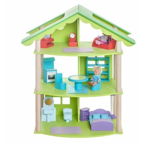 PAREMO кукольный домик Фиолент PD216-02