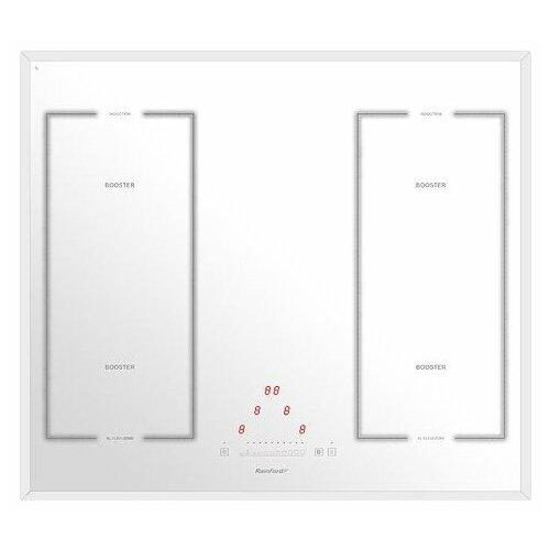 Индукционная варочная панель Rainford RBН 8622 BS WHITE