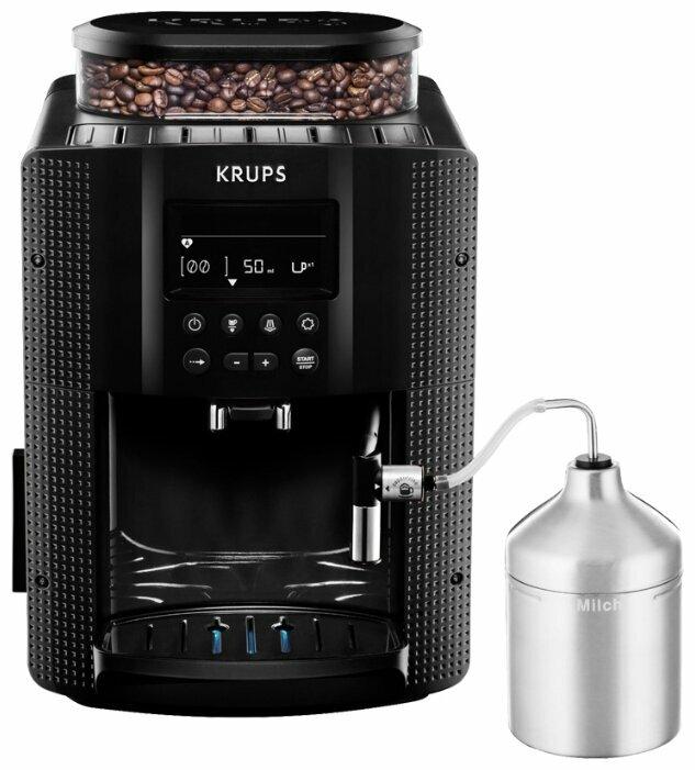 Кофемашина Krups EA8160 Pisa