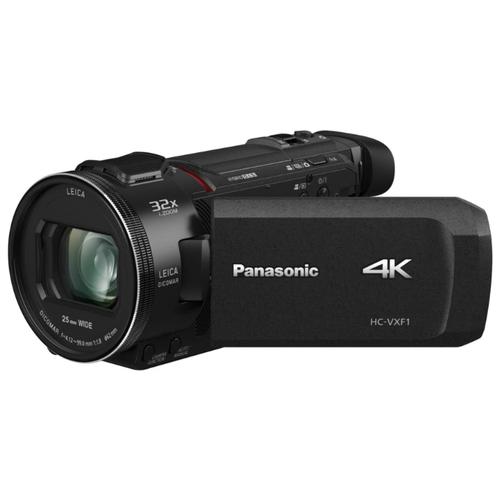 Фото - Видеокамера Panasonic HC-VXF1 черная видеокамера